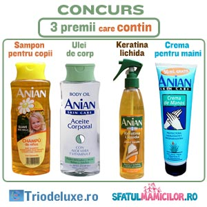 Concurs Triodeluxe
