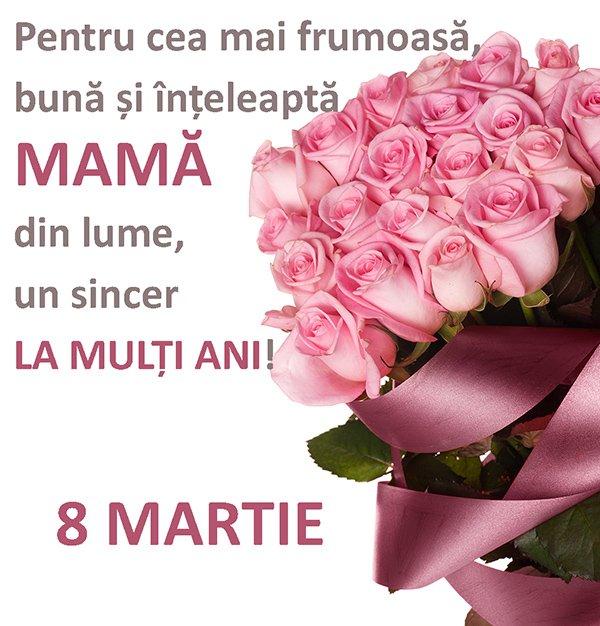 Modele de felicitari de Ziua Mamei