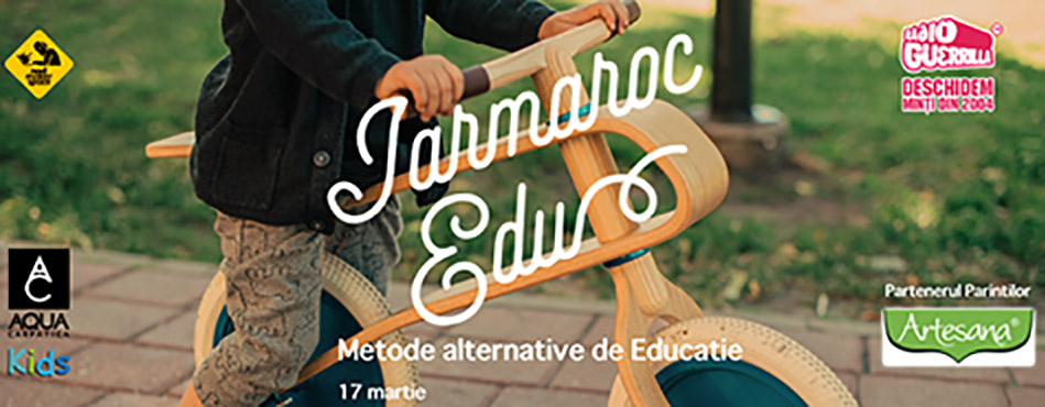 Iarmaroc Edu - Metode alternative de educatie