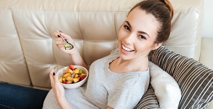 Alimentatie si sanatate la 40 saptamani de sarcina