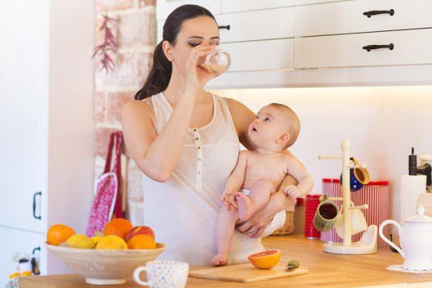 Dieta in alăptare | Rețete sănătoase pentru mamici care alaptează