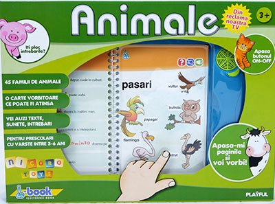 Animale - jucarii educative
