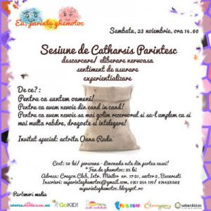 Sesiune de catharsis parintesc