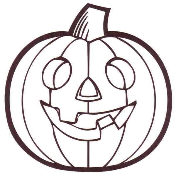 Planse De Colorat Cu Dovleci De Halloween Sfatulmamicilorro