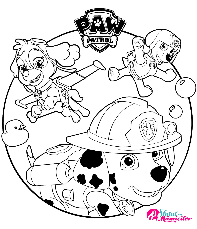 Imagini De Colorat Personaje Din Desene Animate Idea Gallery