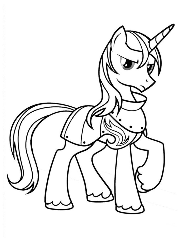 Princess Cadence Plansa De Colorat Sfatulmamicilorro