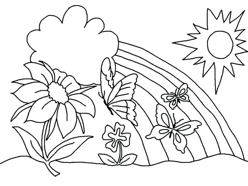 Ghiveci Cu Flori Desenate